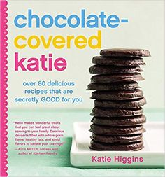 What if you CAN eat all of your favorite desserts . and still be healthy and fit into your skinny jeans?Meet Katie: a girl who eats chocolate every day and sometimes even has cake for breakfast! When Katie's sugar habit went too far in college. Healthy Desserts, Delicious Desserts, Yummy Food, Healthy Food, Healthy Recipes, Vegan Sweets, Yummy Snacks, Fun Food, Healthy Eating