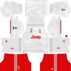 Juventus kit away to dream league soccer kits 2020 Juventus Team, Juventus Logo, Liga Soccer, Soccer Kits, Sport T Shirt, Club, Logos, Adidas, Sports