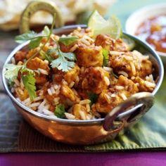 Vegetarian Chicken Tikka Masala