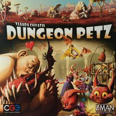 review Dungeon Petz - Gamified Life