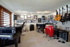 Sala de Música - Projeto: Mauricio Nóbrega