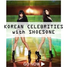 SHOESONE with Korean Celebrity