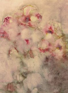 "Saatchi Art Artist Ute Rathmann; Painting, ""Hommage à Emil Nolde III"" #art"
