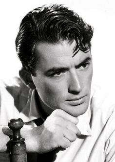 Gregory Peck, probably by John Engstead (c.1945)