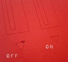 """How to cleanly cut cardstock with Silhouette: Line Segment Tutorial. TIP: Turn On """"Line Segment Overcut"""" in cut settings after selecting cardstock for type."""