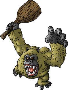 Gorila Belicoso