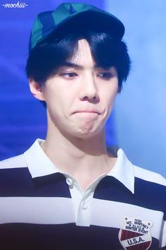 SeHun | EXO LoveMeRight 150612