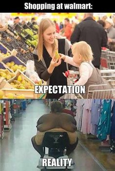40 Funny Pics Of Most Ridiculous People Of Walmart -24