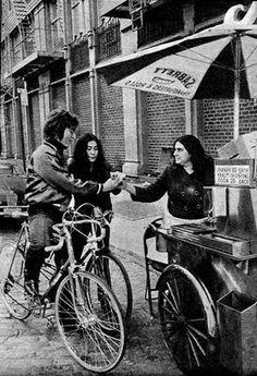 La bici de John & Yoko