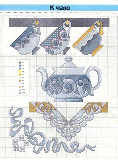 Cross Stitch *♥* Kitchen