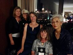 Members of GFWC Colorado at the Western States Region Conference in Salt Lake City, Utah.