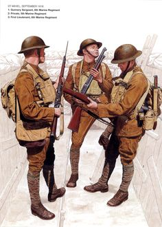 WWI; the war that shaped the 20th century.