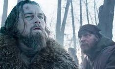 Hypervigilant. Connected in Survival Mode. Tom Hardy in The Revenant [right].