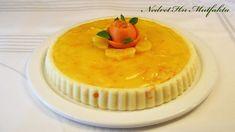 PORTAKALLI İRMİK TATLISI TARİFİ - Pasta görünümünde tatlı yapımı [HD]