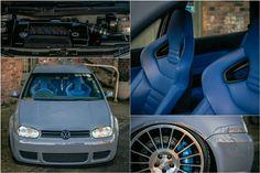 Volkswagen Golf Mk4 R32