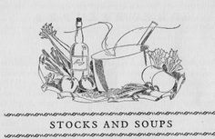 Cooking with Worcestershire, featuring an Appreciation of Marcel Boulestin English Food, Soups, Appreciation, Soup