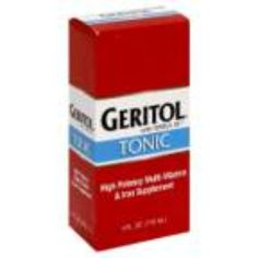 I'm learning all about Geritol High Potency Multi-Vitamin