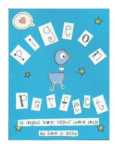 Pigeon Perfect:  A Mo Willems Activity Pack.