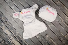 One size snap cloth diaper with adjustable by LittleBeastiesDiaper, $19.99
