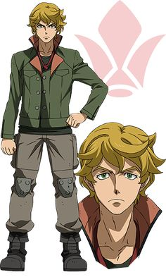 Character|機動戦士ガンダム 鉄血のオルフェンズ
