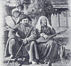 ფოლკლორი - Georgians playing chonguri - საუნჯე