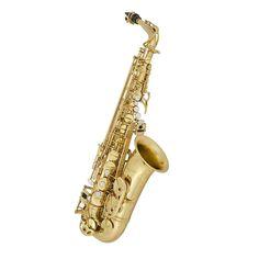 Antigua Winds AS3220 Intermediate Series Eb Alto Saxophone Silver Plat