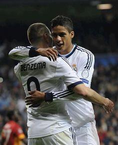 http://realmadridwallpaper.info 3 Real Madrid-Galatasaraya 0; ida de cuartos de final de la UEFA Champions League.