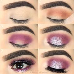 Makeup for Brown Eyes Step by Step picture 3