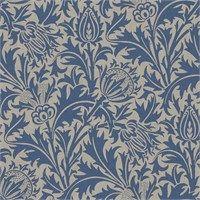 Morris & Co. Fabric - Thistle