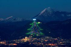 L'Umbria a Natale risplende di eventi capaci di tenere tutti con il naso per aria