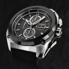 Presentamos el reloj de gama alta más asequible del mundo: el nuevo ELEMENT | FORMEX Relojes suizos High End Watches, Rolex Watches, Smart Watch, November 1st, Accessories, Shopping, Collection, Products, The World