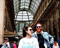 Una bella barba ti dà fascino.  #street #people #love_street #essexstreetgallery #visualofstreet #streetphotographers #love_street #streetlife #streetphotography #streetlife_award #loves_indouble #loves_milano #milano_forever #milanodavedere #milano_go #milano_in #lifeandemotive #igersmilano by jogaph