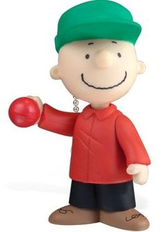 CHARLIE BROWN CHRISTMAS Clip-On Ornament (60th Anniversary Edition) @ niftywarehouse.com #NiftyWarehouse #Peanuts #CharlieBrown #Comics #Gifts #Products