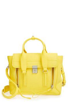 10c9407988 3.1 Phillip Lim 'Medium Pashli' Leather Satchel Phillip Lim Bag, Leather  Satchel,