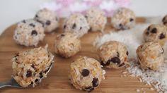 No-Bake Chocolate-Coconut Bites