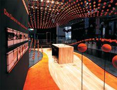 EXHIBITOR magazine - Article: Exhibit Design Awards: Orange Crush, May 2012
