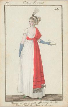 Journal des dames et des modes 1798