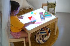 Play DC LED Table &