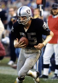 Fred Biletnikoff, Oakland Raiders