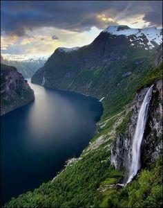 Fiordi - norvergia