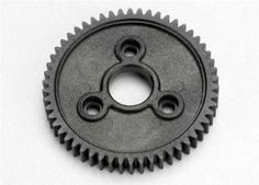 Traxxas TRA3956 54-Tooth - 0.8 Metric Pitch Spur Gear by traxxas. $14.85. ships fast. This is the 54 Tooth Spur Gear for the Traxxas Nitro Jato Stadium Truck. FEATURES: Nylon construction Black in color .8 Module pitch YOU WILL RECEIVE: One 54T 0.8 Pitch Spur Gear REQUIREMENTS: Assembly onto vehicle JiM 5.23.05 ir/jxs