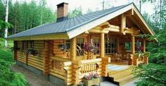 With the help of the Internet, availing log cabin kit homes have become easier. There are many to ch ...