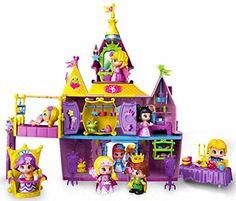Oferta: 48.94€. Comprar Ofertas de Pinypon - Palacio de Princesas y Hadas con una figura (Famosa 700011525) barato. ¡Mira las ofertas!