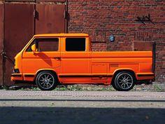 1988er VW T3 Doka TDI