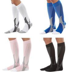 415c2f0ff05 Knee High Fitness Compression Socks Support Stockings