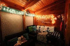 tumblr bedrooms | anchor, anchors, bedroom, christmas, cute - inspiring picture on Favim ...