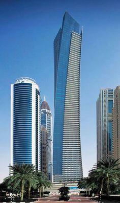 Ocean Heights, Dubai Marina, Dubai, UAE