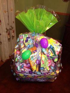 Easter basket ideas