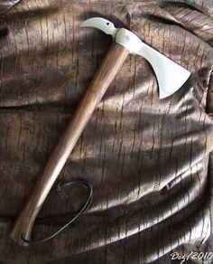 Serapião Facas: Uma Paixão - Os Tomahawks!!!