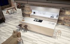Decorating spaces in the home with Stonepeak porcelain tiles
